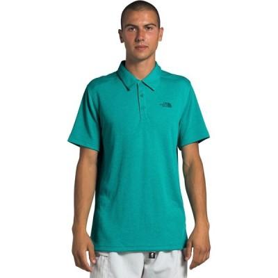 ノースフェイス シャツ メンズ トップス Plaited Crag Polo - Men's  Jaiden Green Heather