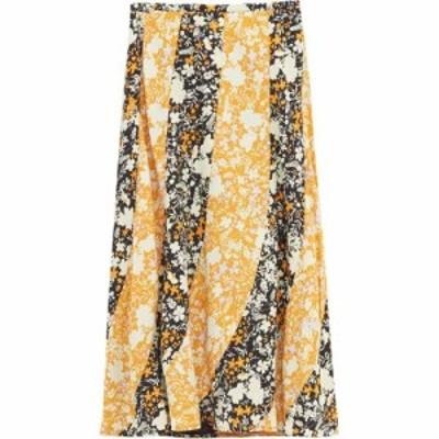 グレート プレインス Great Plains レディース スカート verbena floral skirt Black/Nectar Combo