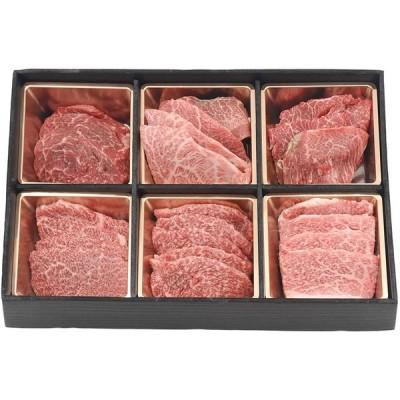 松阪牛 焼肉 ギフト A5等級 希少部位 6種 食べ比べ 計480g 国産 和牛 盛り合わせ 焼き肉セット 黒毛和牛 焼き肉 贈答用 熨斗 対応可 お