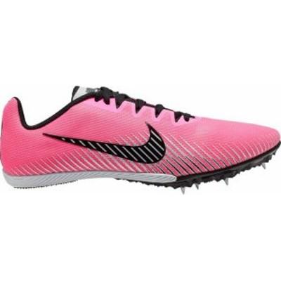 ナイキ レディース スニーカー シューズ Nike Zoom Rival M 9 Track and Field Shoes Pink/Black