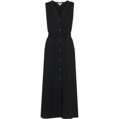 ホイッスルズ Whistles レディース ワンピース ワンピース・ドレス Military Tie Front Dress Black