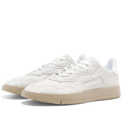 アディダス Adidas レディース スニーカー シューズ・靴 SC Premiere W White/Light Brown