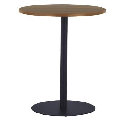 リフレッシュテーブル?V直径60cm ウォルナット