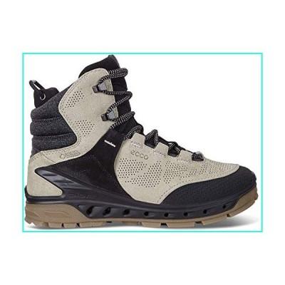 【新品】ECCO Women's Biom Venture Tr Gore-tex Hiking Boot, Black/Sage, 36 M EU (5-5.5 US)(並行輸入品)