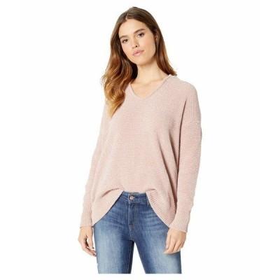 スプレンディット ニット&セーター アウター レディース Aurora Chenille Sweater Pink Beige