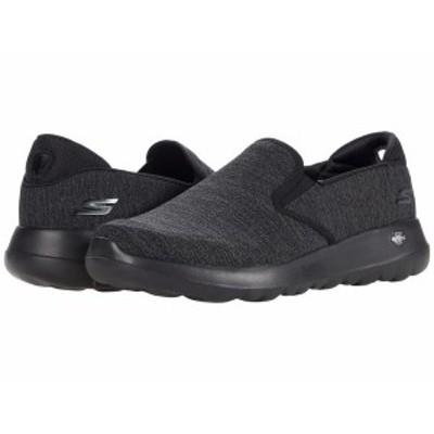 スケッチャーズ メンズ スニーカー シューズ Go Walk Max - 216167 Black