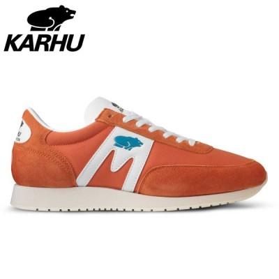 カルフ KARHU アルバトロス KH 807001 バーントオレンジ/ホワイト(ユニセックス) ALBATROSS 82