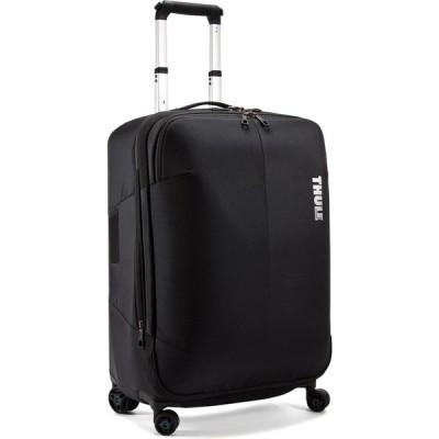 スーリー Thule メンズ スーツケース・キャリーバッグ バッグ Subterra Spinner 25 inch Luggage Black
