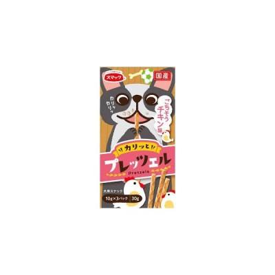 【スマック】プレッツェル チキン味 30g