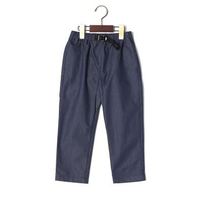 COOLシャンブレー クライミングパンツ ブルー bs(80)