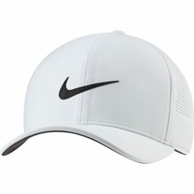 ナイキ Nike メンズ キャップ 帽子 Aerobill Classic99 Perforated Golf Hat Photon Dust/Black