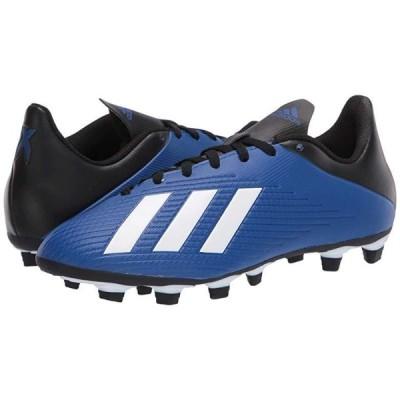 アディダス X 19.4 FxG メンズ スニーカー 靴 シューズ Team Royal Blue/Footwear White/Core Black
