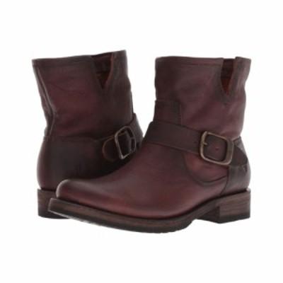 フライ Frye レディース ブーツ シューズ・靴 Veronica Bootie Redwood Washed Oiled Vintage