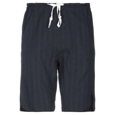 CORELATE ショートパンツ&バミューダパンツ  メンズファッション  ボトムス、パンツ  ショート、ハーフパンツ ダークブルー