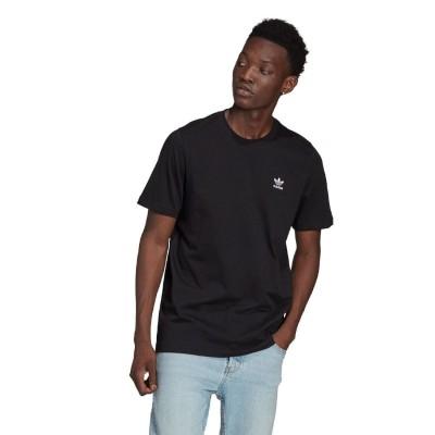 アディダス adidas ESSENTIAL TEE (BLACK)