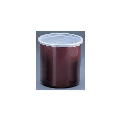 キャンブロ カラークロックス (蓋付) CP27 ブラウン LKL03276A