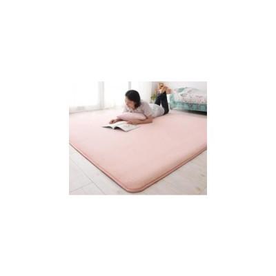 軽量 ラグ 絨毯 手洗い 入学祝 マット リビング シンプル ラグマット コンパクト カーペット 床暖房対応 気持ちいい じゅうたん 130×190cm オールシーズン