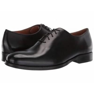 Cole Haan コールハーン メンズ 男性用 シューズ 靴 オックスフォード 紳士靴 通勤靴 Gramercy Wholecut Dress Oxford Black【送料無料】