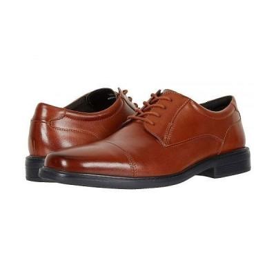 Bostonian ボストニアン メンズ 男性用 シューズ 靴 オックスフォード 紳士靴 通勤靴 Wenham Cap - Tan Leather