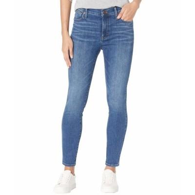 """メイドウェル デニムパンツ ボトムス レディース 10"""" High-Rise Skinny Jeans in Bradshaw Wash Bradshaw Wash"""