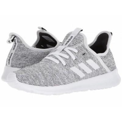 adidas Running アディダス レディース 女性用 シューズ 靴 スニーカー 運動靴 Cloudfoam Pure White/White/Black【送料無料】