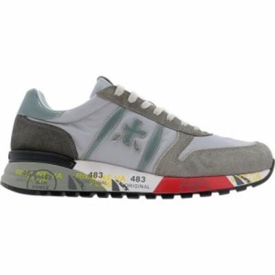 プレミアータ Premiata メンズ スニーカー シューズ・靴 Lander Sneakers Gray