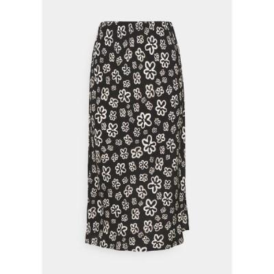 アフェンズ スカート レディース ボトムス LOLA - Pencil skirt - black