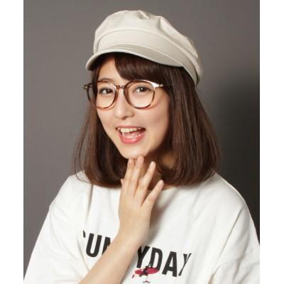 FUNALIVE / 【SI ORIGINAL】コットンツイルマリンキャップ WOMEN 帽子 > キャップ