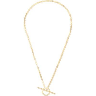 ラナ LANA JEWELRY レディース ネックレス ジュエリー・アクセサリー Toggle Pendant Necklace Yellow Gold