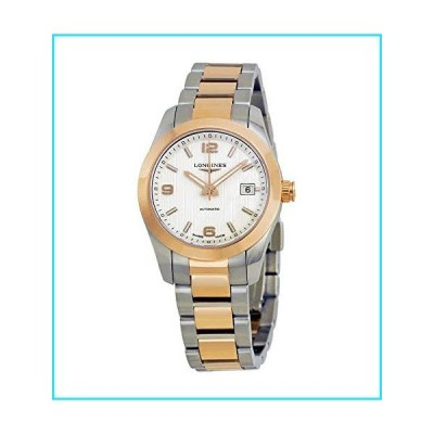 Longines Conquest Classic Automatic Movement Silver Dial Ladies Watch L22855767【並行輸入品】