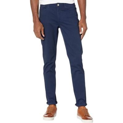 ベンシャーマン Ben Sherman メンズ ボトムス・パンツ Five-Pocket Pants Navy Blazer