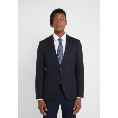 ジョープ ジャケット&ブルゾン メンズ アウター HEATHROW - Suit jacket - navy
