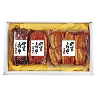 伊賀上野の里 つるし焼豚&豚角煮セット (SAG-35)