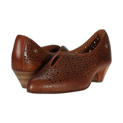 Pikolinos レディース 女性用 シューズ 靴 ヒール Elba W4B-5900 - Brandy