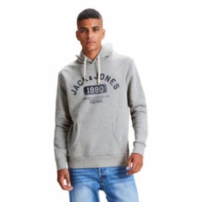 jack---jones ジャック & ジョーンズ ファッション 男性用ウェア パーカー jack-&-jones hooded-sweatshirt