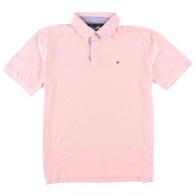 トミーヒルフィガー 半袖 ポロシャツ XL /eaa025273