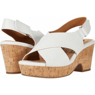 ホワイトマウンテン White Mountain レディース サンダル・ミュール シューズ・靴 Covington White