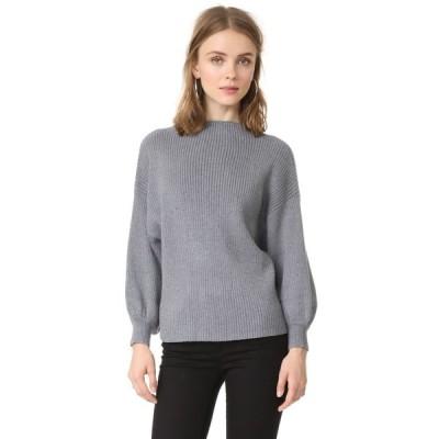ライン アンド ドット Line & Dot レディース ニット・セーター トップス Alder Sweater Grey