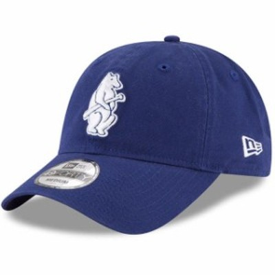 New Era ニュー エラ スポーツ用品  New Era Chicago Cubs Royal Cooperstown Collection Core 49FORTY Fitted Hat