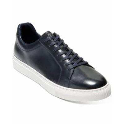 コールハーン メンズ スニーカー シューズ Men's Grand Series Jensen Sneakers Navy Ink
