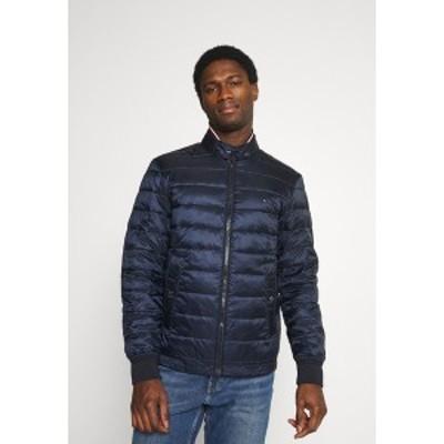 トミー ヒルフィガー メンズ ジャケット&ブルゾン アウター ARLOS - Light jacket - blue blue