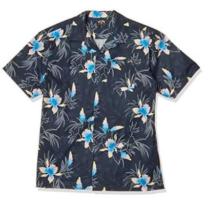 [ビラボン] カジュアルシャツ BA011125 メンズ NVY 日本 M (日本サイズM-L相当)