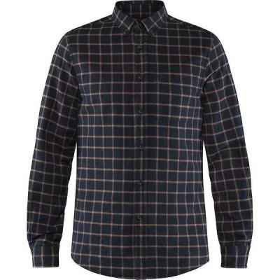 フェールラーベン メンズ シャツ トップス Fjallraven Men's Ovik Flannel Shirt