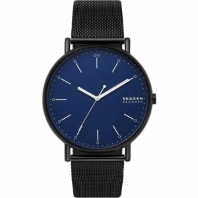 スカーゲン Skagen メンズ 腕時計 Signatur Sn94 Black
