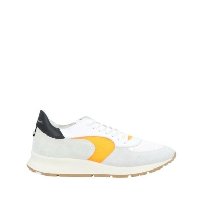 PHILIPPE MODEL スニーカー  メンズファッション  メンズシューズ、紳士靴  スニーカー ライトグレー