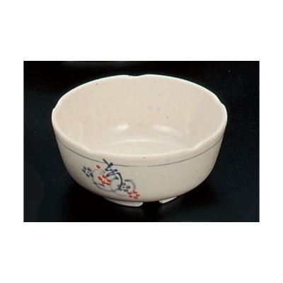 メラミン「かりん」小鉢 M-343-K(7-2306-1901)