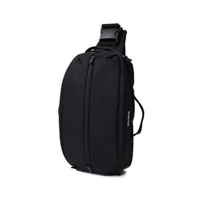 [ポーター]PORTER アップサイド UPSIDE 2WAY SLING SHOULDER BAG 532-17903 ブラック/10