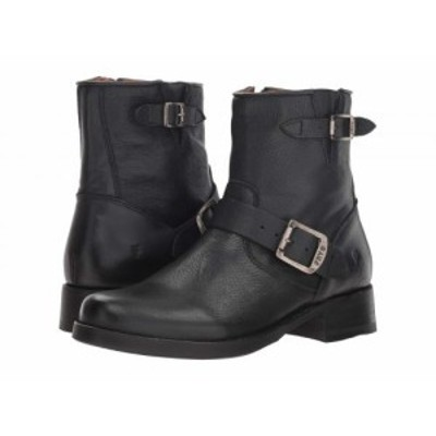 Frye フライ レディース 女性用 シューズ 靴 ブーツ アンクル ショートブーツ Vicky 6 Black【送料無料】