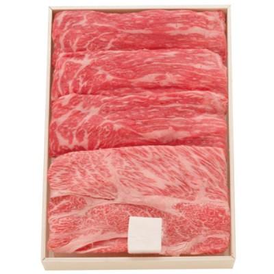 松阪牛 モモ肩ロースすき焼き用(約300g)