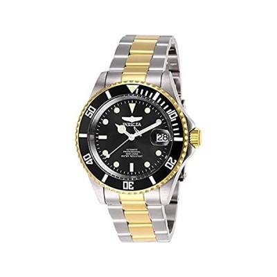 Invicta Men's 28663 Pro Diver Automatic 3 Hand Black Dial Watch